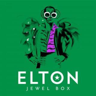 JEWEL BOX - John Elton [CD album]
